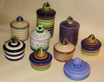 Fruit top pots
