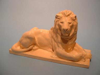 Ypres lion
