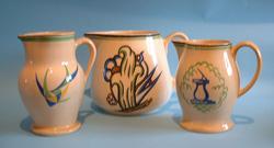 3 Ashtead jugs