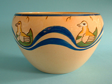 Duck bowl