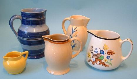 Ashtead jugs